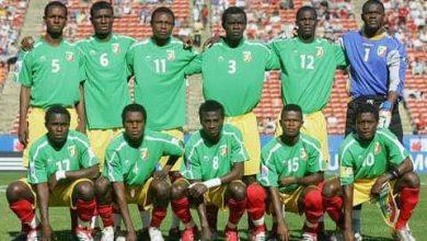صورة الكونغو بفرصه أخيره عند ملاقاة توجو بتصفيات كأس العالم أفريقيا