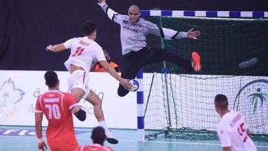 صورة الزمالك خامس العالم بعد إكتساح الوحده السعودي بكأس العالم للأندية لكرة اليد