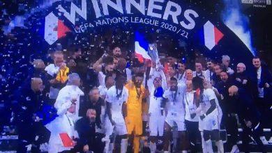 صورة ديوك فرنسا تتوج بدوري الأمم الأوروبية بعد ريمونتادا تاريخيه