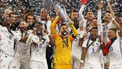 صورة فرنسا تقلب الطاولة على إسبانيا وتتوج بلقب دوري الأمم الأوروبية
