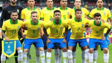 صورة كولومبيا تعثر البرازيل ويعد أول تعثر للماكينات الصفراء بالتصفيات