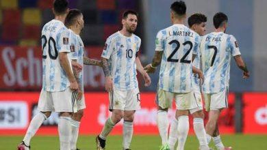 صورة الأرجنتين تضيق الخناق علي المتصدر وتضرب الاوروجواي بثلاثية