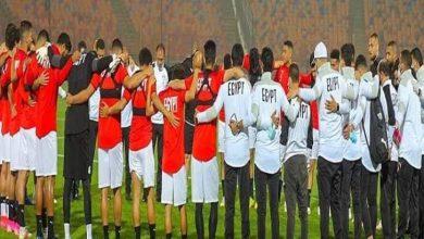صورة التشكيل المتوقع لمنتخب مصر خارج الأرض بتصفيات كأس العالم