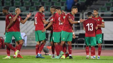 صورة «المغرب» يكتسح «غينيا» برباعية ويحسم تأهله للدور المقبل بتصفيات المونديال