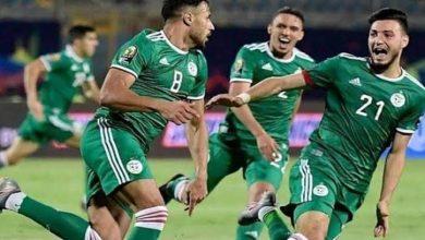 صورة الجزائر تكتسح النيجر برباعية وتستعيد الصدارة بتصفيات كأس العالم 2022
