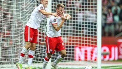 صورة بولندا تحقق فوزا صعبا علي منتخب ألبانيا في تصفيات أروبا المؤهلة لكأس العالم