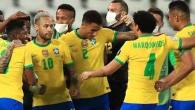 صورة رافينيا يقود البرازيل لإكتساح أوروجواي برباعية ويقرب السامبا من التأهل لكأس العالم 2022