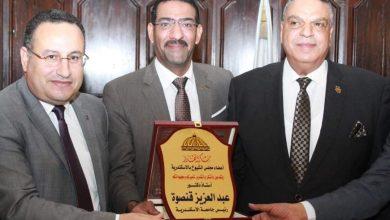 صورة الشيمي: يشارك فعاليات اجتماع رئيس جامعة الاسكندرية بأعضاء مجلس الشيوخ بالأسكندرية