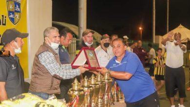 صورة فرع الشرقية يفوز بلقب البطولة الداخلية لأكاديميات المقاولون العرب
