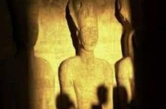 صورة غداً .. إحتفال تعامد الشمس على وجه رمسيس الثانى بأسوان