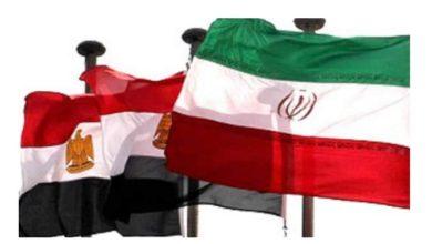صورة طهران: نأمل تطوير العلاقات مع مصر ونبيل أبوالياسين يرد
