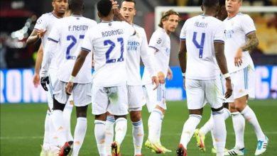 صورة «ريال مدريد» يكتسح «شاختار» بخماسية نظيفة بدوري الأبطال
