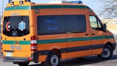 صورة العثور علي سائق توكتوك مصاب بطلق ناري بمركز سنورس بالفيوم