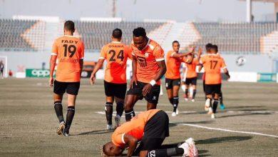 صورة البنك الأهلي يدشن أول فوز في الدوري المصري
