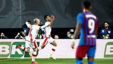 صورة برشلونة يسقط أمام رايو فايكانو بهدف نظيف في الدوري الإسباني